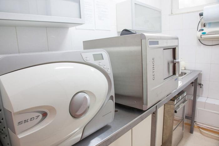 Camera de sterilizare